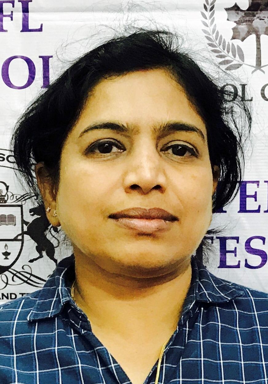 Asha Nayar